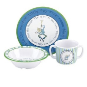 Gorham 3-pc. Little Boy Blue Dinnerware Set baby gift idea