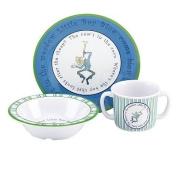 Gorham 3-pc. Little Boy Blue Dinnerware Set baby gift idea