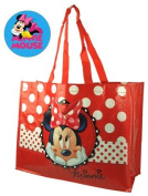 (Minnie Mouse) Bag Large Red