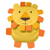 green sprouts Safari Friends Backpack, Yellow Lion