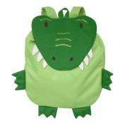 green sprouts Safari Friends Backpack, Green Alligator