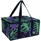 Hawaiian Insulated Casserole Bag Tropical Floral Print