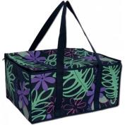 Hawaiian Insulated Casserole Bag Tropical Floral Print