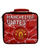 Matching Bedroom Sets Manchester United 'Lightning' Insulated Lunch Bag