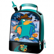 Phineas & Ferb Dual-compartment Lunch Bag