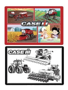 Case IH Big Red Childrens Place Mat