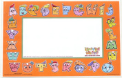 The Letterheads - Make It Better With A Letter! Kids place mat
