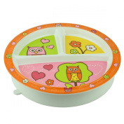 Sugarbooger Divided Suction Plate Hoot for 3 Months
