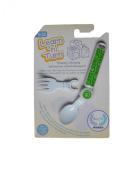 Learn 'N' Turn Adjustable Bendable Spoon and Fork Utensil
