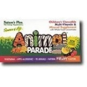 Animal Parade - Children's Chewable Multi-Vitamin and Mineral Supplement