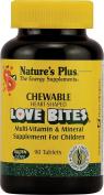 Nature's Plus - Love Bites Children's Chewable 90