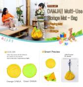 DAMJA Toy Mat Storage Bag