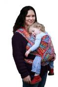 Wrapsody Stretch-Hybrid Baby Carrier, Jennifer, One Size
