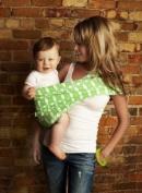 Seven Slings Baby Infant Carrier Sling Size 4