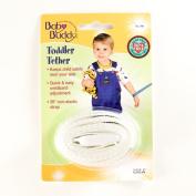 Baby Buddy Toddler Tether, WHITE