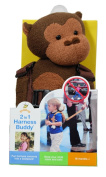 2 in 1 Harness Buddy Chimp