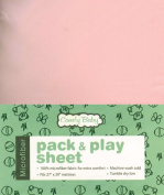 Comfy Baby Super Soft Microfiber Fitted Pack 'N Play Sheet