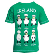 Happy Sheep Kids T-shirt