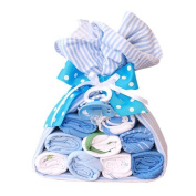 Baby Stork Bundle Gift with Bodysuits