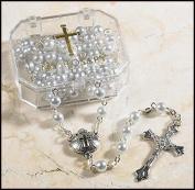 Baptism Rsry Blu Imit Pearl 4p