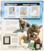 Pressions Handprint and Footprint Kit