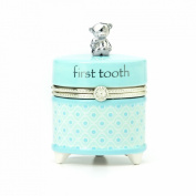 Nat and Jules First Tooth Keepsake Box