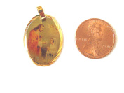 Blessed By Pope Benedetto XVI First Holy Communion Medal Engravable