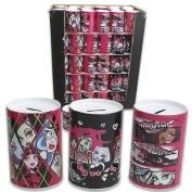Monster High Tin Money Bank