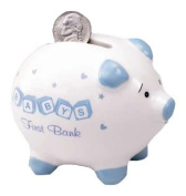 Russ Berrie Baby's First Piggy Bank