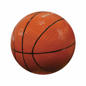 Stephan Baby Sports Fun Ceramic Basketball Bank, 13cm