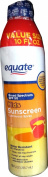 Kids Sunscreen Broad Spectrum SPF 50 Continuous Spray 300ml Value Size By Equate. Coppertone Kids