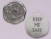 Roman Pocket Charm 40120 Firefighter Pocket Token