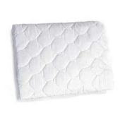 Baby Doll Bedding White Waterproof Protector