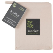 Kushies Organic Jersey Bassinet Fitted Sheet