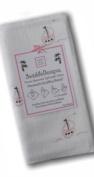 SwaddleDesigns Marquisette Swaddling Blanket
