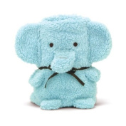 Brownlow Cuddly Elephant Baby Blanket / Receiving Blanket