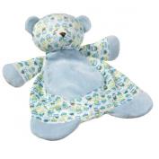 Ganz Sleepytime Bear Baby Blanket, 43cm , Blue
