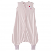 HALO Big Kids SleepSack Lightweight Knit Wearable Blanket, Pink, 4-5T