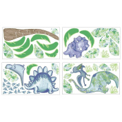 Truly Scrumptious Dinosaur Tracks Nursery Bedding Collection