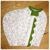 The Deluxe Woombie Baby Cocoon Swaddle