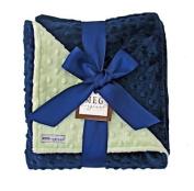 MEG Original Minky Dot Blanket
