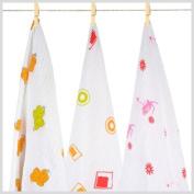 Aura Weavers - Baby Blankets - Muslin Swaddles (Boutique) - Princess Fairytale
