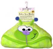 Goo-Goo Baby Button Nose Blanket