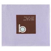 Blue Banana Jersey Knit Fitted Crib Sheet