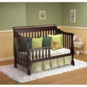 Orbelle Trading Toddler Guard Rail for Sleigh Crib
