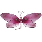 Taylor Dragonfly Deocoration - dark pink