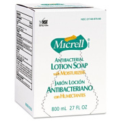 Micrell 9756-06 Antibacterial Lotion Soap, 800 mL Refill