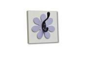 Homeworks Etc Flower Single Wall Hook