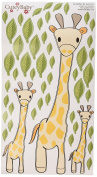 Jungle Series Illustrated Wall Decals