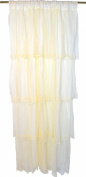 Tadpoles Multi-Layer Tulle Curtain Panel